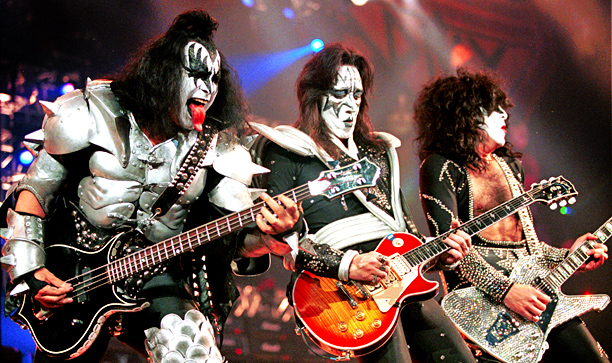 Retirement: After a short-lived reunion of its original lineup in 1996, KISS ''officially'' called it quits with a 142-date farewell tour. Return: The band continues…