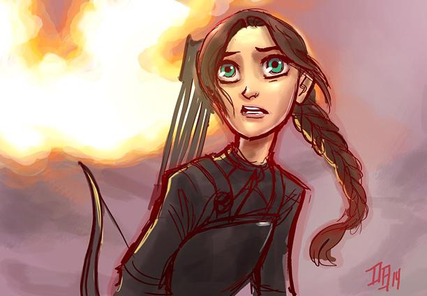 The Hunger Games: Mockingjay - Part I | By David Beauchene