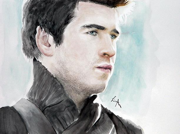 The Hunger Games: Mockingjay - Part I | By Livia