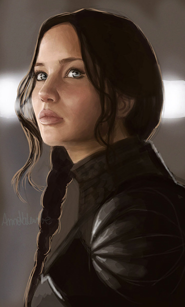The Hunger Games: Mockingjay - Part I | By Anna Valente