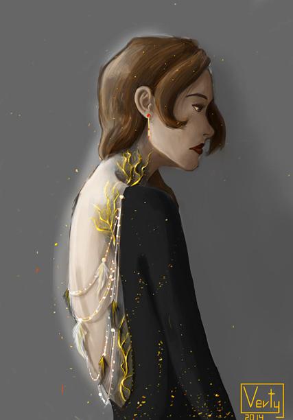 The Hunger Games: Mockingjay - Part I | By Kamila Jakubiak