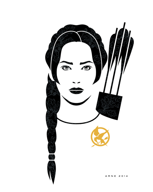 The Hunger Games: Mockingjay - Part I | By Arne Ratermanis