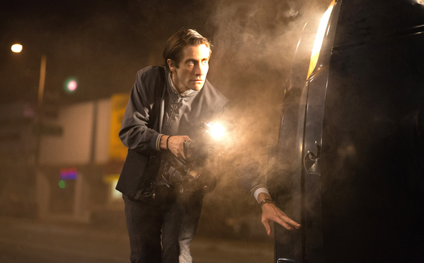 NIGHTCRAWLER Jake Gyllenhaal