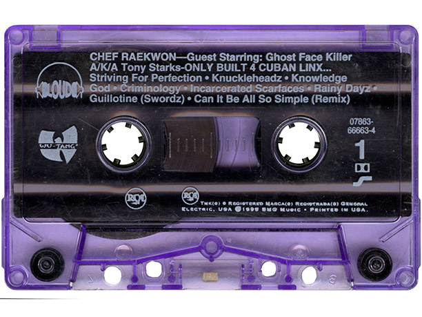 Wu-Tang member Raekwon's solo debut Only Built 4 Cuban Linx is famous for introducing the character of the Cristal-sipping luxury gangster to the rap mythos…