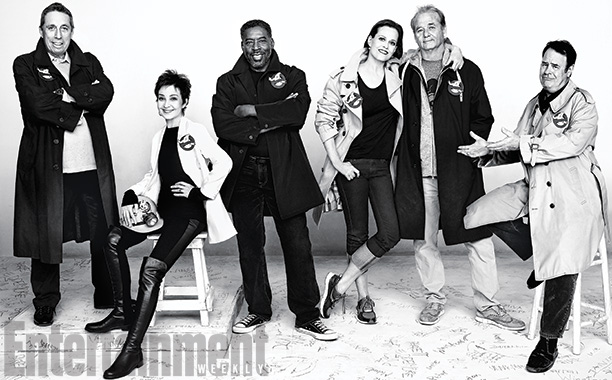Reunions Ghostbusters 01