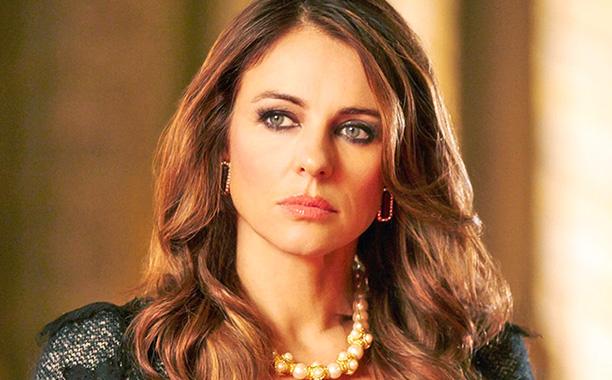Elizabeth Hurley in The Royals