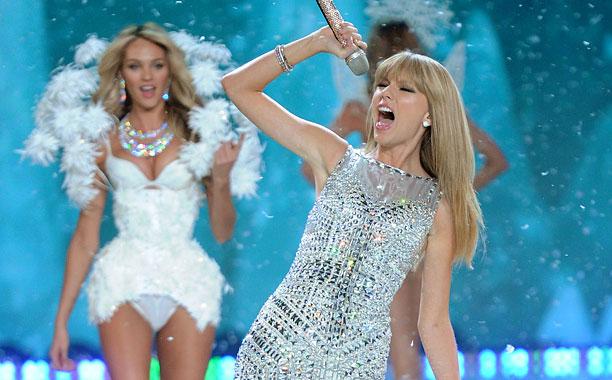 Taylor Swift Victorias Secret