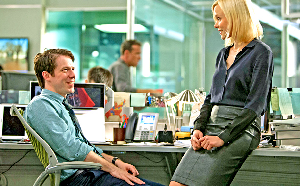 The Newsroom Recap