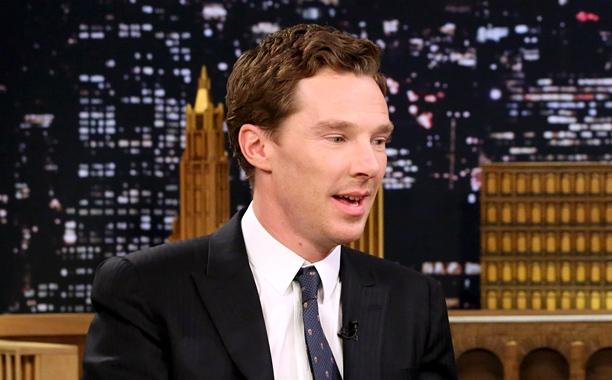 Tonight Show Benedict Cumberbatch
