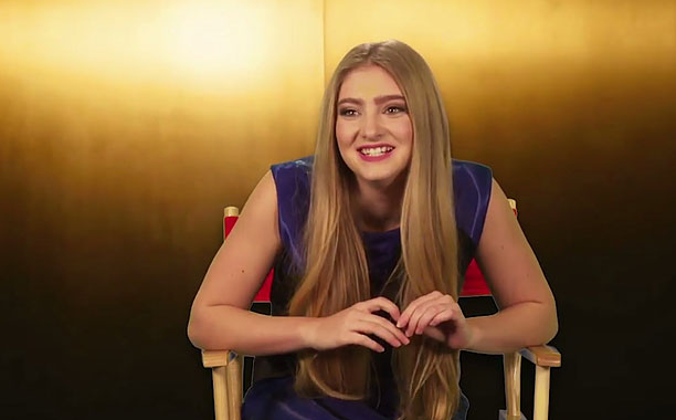 Willow Shields PCPT
