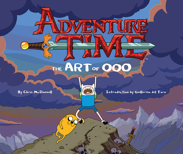 The Adventure Time: The Art of Ooo book gives fanatics of the TV series—and there are many—an inside look at its creation ($35, amazon.com ).