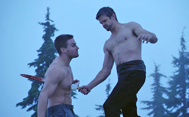 Yes, it's happened on other beloved shows before, but killing off the main character is a bold and exciting move. Arrow 's third season hasn't…