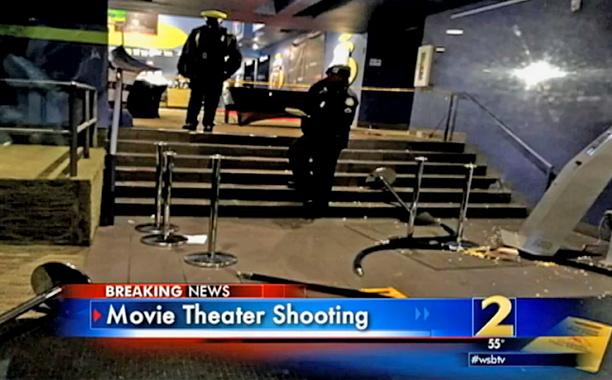 Atlanta Shooting