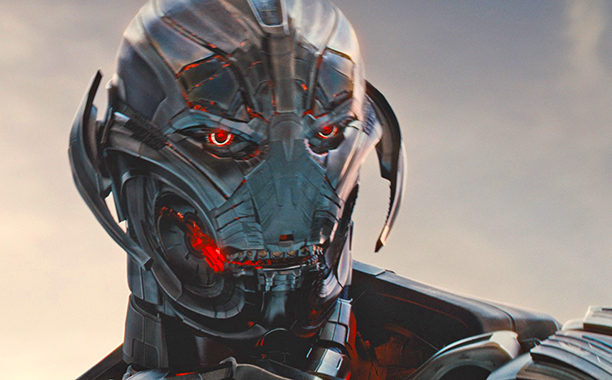 Joss Whedon, returning writer-director on Avengers: Age of Ultron , sees the film's titular indestructible robotic villain with limitless intelligence and a pronounced mean streak…