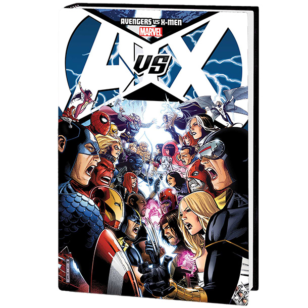 Did you watch The Avengers and suddenly get the urge to dive back into modern-day comic books? Then jump into the deep end with this…