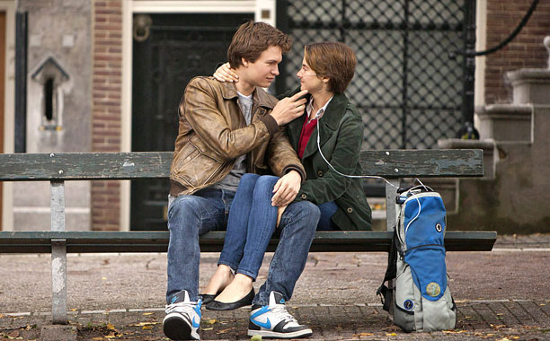 Dealing with their cancer diagnoses with maturity well beyond their years, Hazel Grace (Shailene Woodley) and Gus (Ansel Elgort) strengthened one another by forming a…