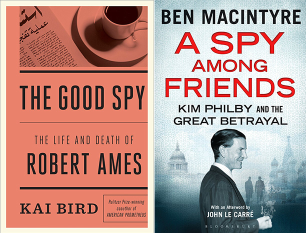 The Good Spy by Kai Bird and A Spy Among Friends by Ben Macintyre (Tie) Espionage buffs had two great books to enjoy this year:…