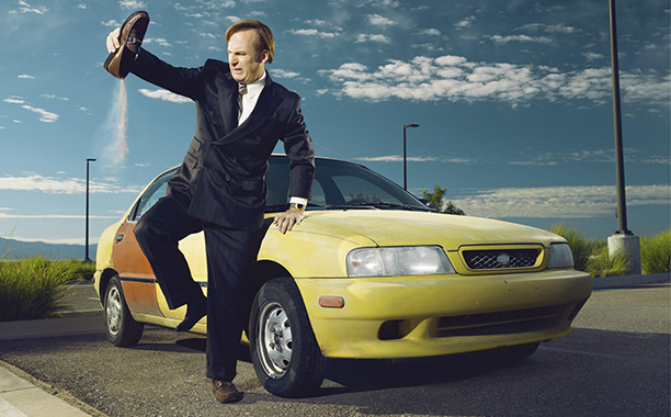 If you couldn't get enough of Saul Goodman on Breaking Bad , we've got good news: Your favorite shady lawyer, né Jimmy McGill (Bob Odenkirk),…