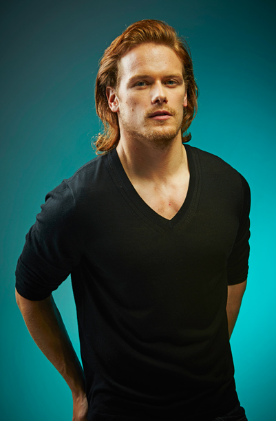 Origin Story: Sam Heughan has been training for the role of heroic Highland warrior Jamie Fraser his entire life—he just didn't know it. ''I was…