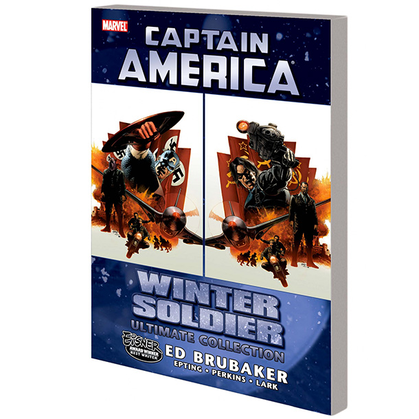 Finish your tour through the Avengers' solo tales with this essential Cap adventure penned by Ed Brubaker that took a radical new look at the…