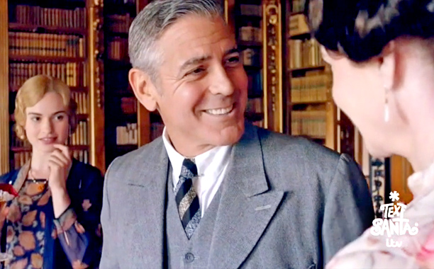 Downton Abbey George Clooney