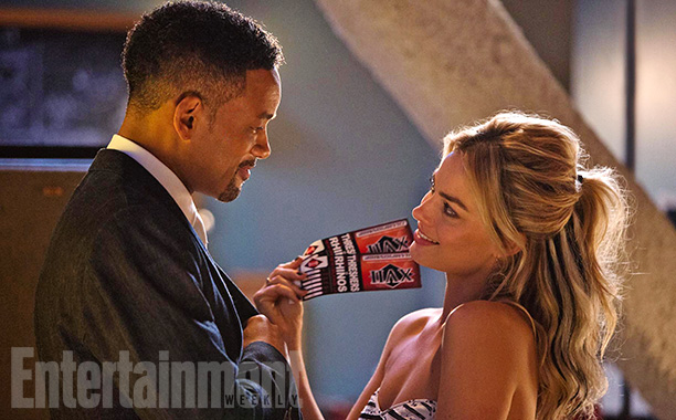 Part crime saga, part romantic comedy, Will Smith and The Wolf of Wall Street 's Margot Robbie costar in Focus as a scam artist and…