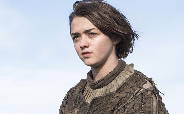 It's extreme Makeover: Westeros Edition : For season 5, Arya Stark (Maisie Williams) gets her first major costume upgrade since season 1, finally ditching her…