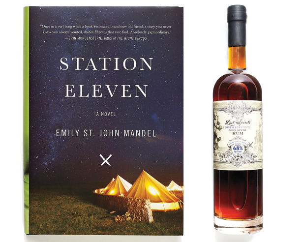 Books + Booze Pairing: Station Eleven & Lost Spirits Distillery Rum ''Lost spirits'' is an accurate description of the characters in Emily St. John Mandel's…
