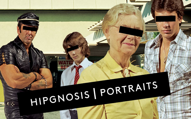 Hipgnosis Portraits Book Cover
