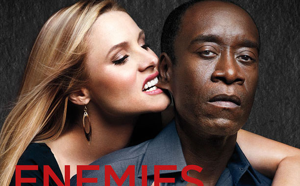 House Of Lies Key Art