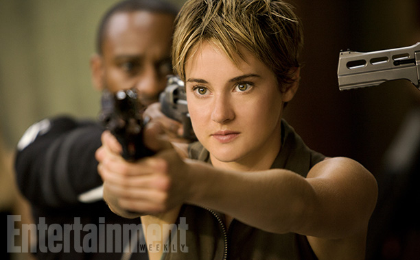 Society is heading for war in the sequel to Divergent , which finds Tris (Shailene Woodley) and Four (Theo James) continuing to lead the resistance…