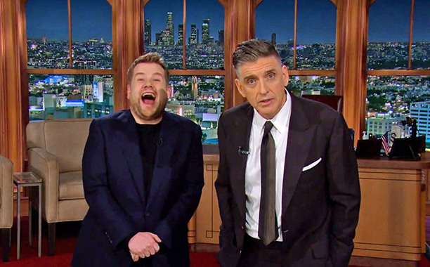 James Corden And Craig Ferguson