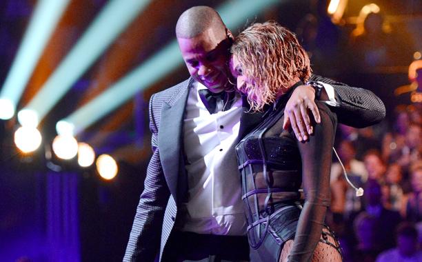Jayz Beyonce Perform