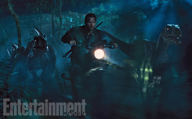 Jurassic World (June 15)