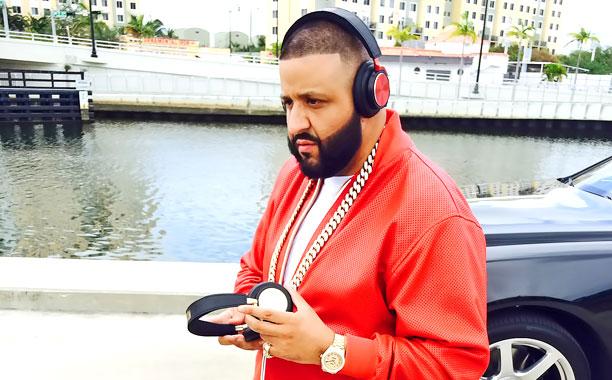Khaled Teaser Headphones