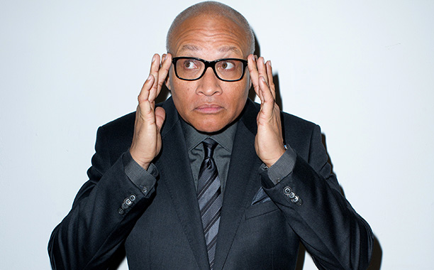 Right now, America really needs a senior black correspondent. That was Larry Wilmore's title on The Daily Show , and it was meant to be…