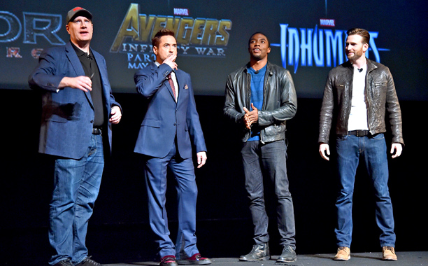 Strutting a bit after the success of Guardians of the Galaxy , Marvel held a mini Marvel-Con to announce its slate for the next six…
