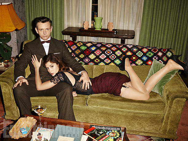 Masters of Sex, Lizzy Caplan, ...