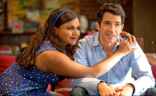 The bickering doctors (played winsomely by Mindy Kaling and Chris Messina) have turned into one of TV's most stable couples. Despite wacky colleagues, Danny's overbearing…