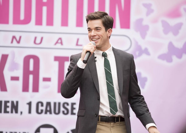 John Mulaney may be a talented scribe and stand-up, but a sitcom star with a compelling vision he's not. His stab at a new-century Seinfeld…