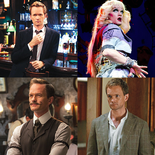This last year has been the most glorious of clusterf---s. I was finishing How I Met Your Mother , in rehearsals to perform Hedwig and…