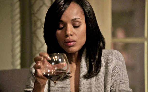The fixer (Kerry Washington) may struggle when choosing between loves Fitz (Tony Goldwyn) and Jake (Scott Foley), but there's one rich, full-bodied favorite to whom…