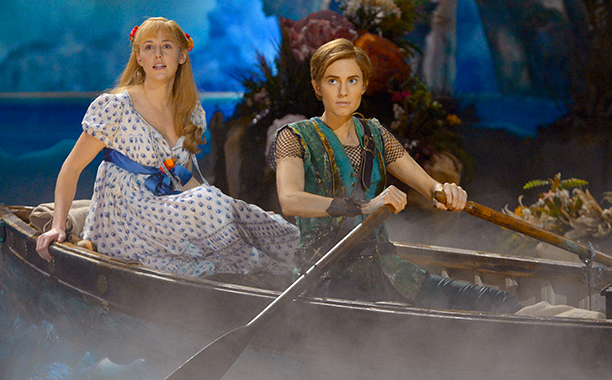 After The Sound of Music Live! , viewers tuning in for Allison Williams' turn as Peter Pan were primed to tweet jokes at the production's…