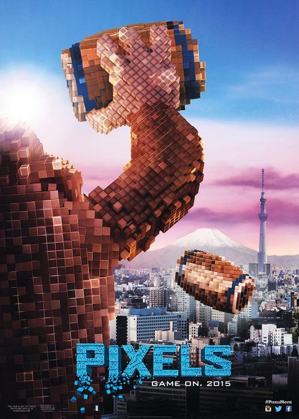 Pixels Poster 02