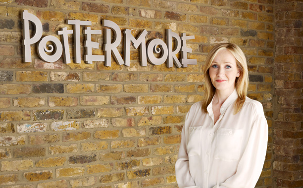 Pottermore JK
