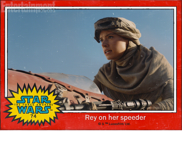 There've been no shortage of rumors out there about the character played by Daisy Ridley, but even the name being used in that speculation—Kira—has now…
