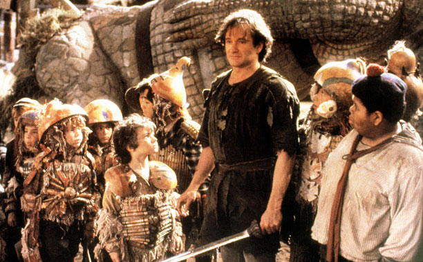 Peter Pan | Go ahead and crow, as critics did at the time, that Steven Spielberg's Pan sequel is a saccharine, overly stylized mess. There's a reason, though,…