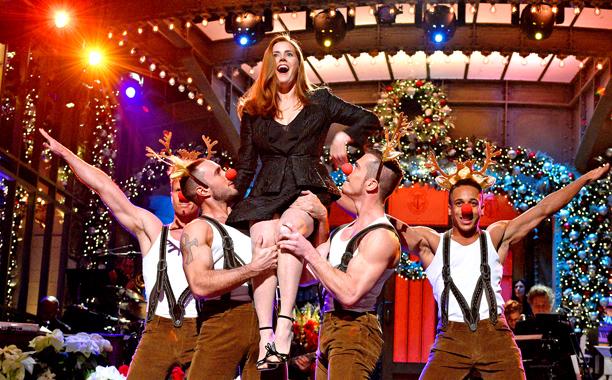 Saturday Night Live Amy Adams