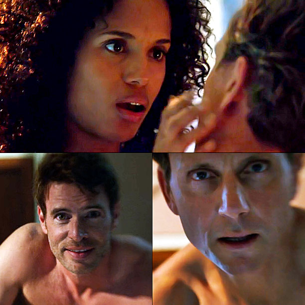 When your options are POTUS Fitz (Tony Goldwyn) and superspy Jake (Scott Foley), why choose at all? Shonda Rhimes' Beltway drama established from the beginning…