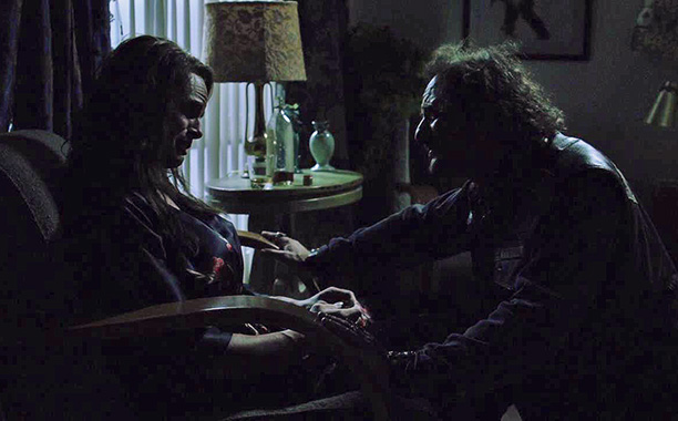 Venus & Tig's Heart-to-Heart, Sons of Anarchy